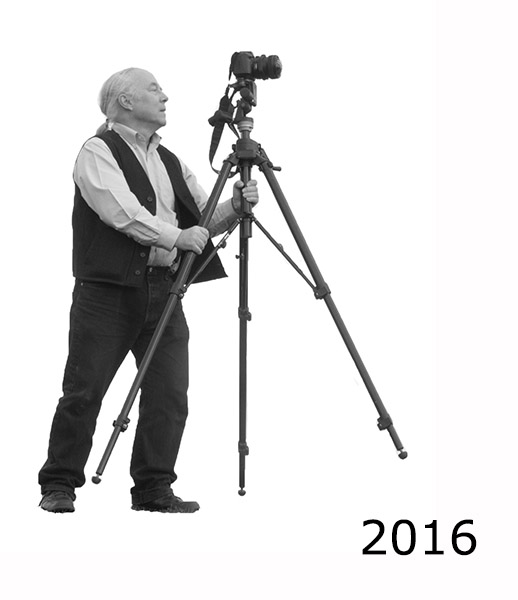 standing man 2016 with verdana