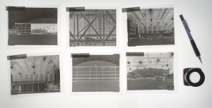 You still need 4x5 negatives like these for HABS/HAER