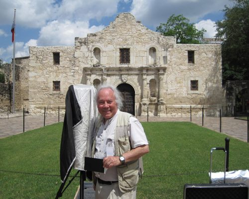HABS Photography at The Alamo