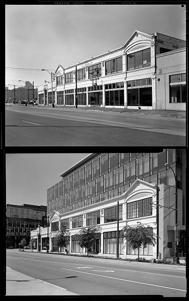 Pacific – Ford McKay Buildings Before and After