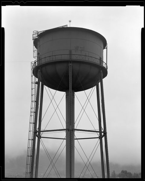 Sitka Water Tower 1995